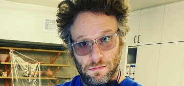 Seth Rogen has been getting high and making beautiful pottery all year