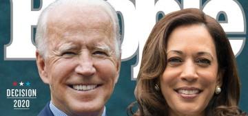 President-elect Joe Biden & VP-elect Kamala Harris are Time's People of the Year