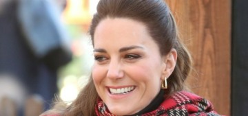 The Cambridges' pandemic train tour was bashed by a Scottish columnist