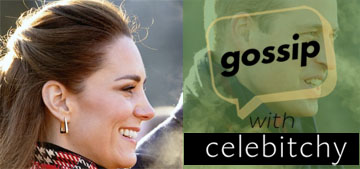 'Gossip With Celebitchy' podcast #76: The Cambridges keep showing us who they are