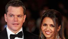 "Matt Damon: ""I'm the Sexiest Man Alive's chunky cousin."""
