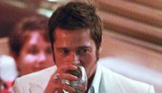 Did Brad Pitt spend $75 K on custom-made racetrack for gerbils of doom?