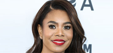 Regina Hall's birthday song is so catchy it will get stuck in your head