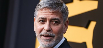 George Clooney remembers the time that Boris Johnson compared him to Hitler