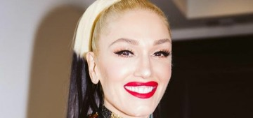Gwen Stefani learned she has dyslexia when her sons struggled to read