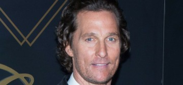Matthew McConaughey: Liberals are 'being cannibalized by the illiberals'