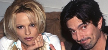 Who are they casting in Hulu's miniseries about Pamela Anderson & Tommy Lee?!?