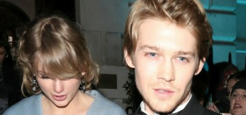 Taylor Swift 'is very happy' with Joe Alwyn, 'their relationship is mature & wonderful'