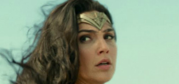 The first few minutes of 'Wonder Woman: 1984′ were released: are you excited?