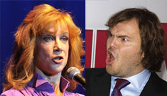 Kathy Griffin confesses all about torrid, gross Jack Black affair