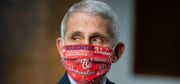 Dr. Fauci isn't seeing his kids for Xmas: 'I'll be with my wife, period'