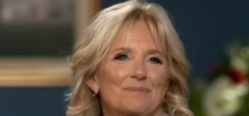 Dr. Jill Biden: 'One of the things I'm most proud of is my doctorate, I worked so hard'