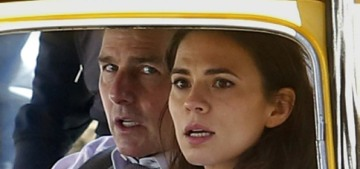 Is Tom Cruise dating his 'Mission Impossible 7′ costar Hayley Atwell?