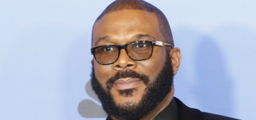 Tyler Perry is 51, single & going through a midlife crisis, and ladies are thirsty for him
