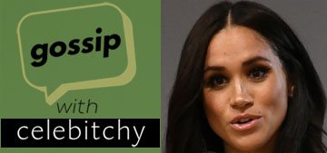 'Gossip With Celebitchy' podcast #77: Our favorite stories of 2020