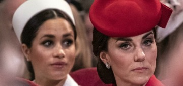 What shady Xmas gifts did the Cambridges & Sussexes send to each other?