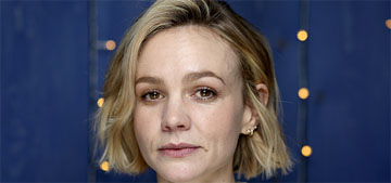 Carey Mulligan has Christmas rules you have to follow: normal?