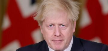 Boris Johnson announces Tier 4 lockdown in the UK amid a new virus mutation