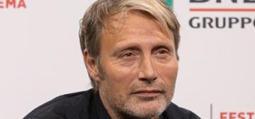 Mads Mikkelsen hasn't spoken to Johnny Depp since taking the Grindelwald role