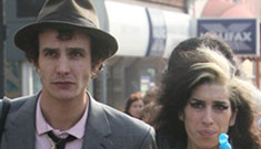 Amy Winehouse's dad catches her in bed with ex Blake, kicks him out