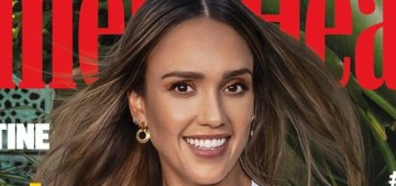 Jessica Alba: 'When I'm feeling anxious, I hold on to a crystal'