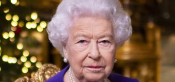 Queen Elizabeth's Christmas speech was very religious & bittersweet
