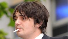 Pete Doherty tried to throw himself off hotel roof because he'd turned 30