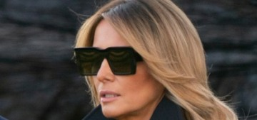 Donald Trump laments the fact that Melania didn't get any fashion magazine covers