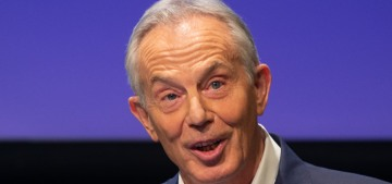 Why hasn't the Queen given Tony Blair any post-prime-ministerial honors?