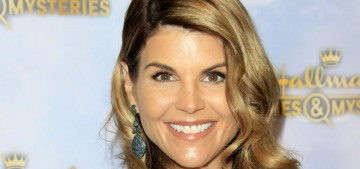 Lori Loughlin was released from federal prison after serving almost two full months