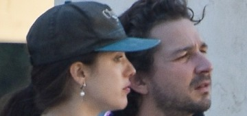 People: Shia LaBeouf & Margaret Qualley 'are not dating, but have fun together'