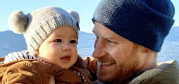Prince Harry & Duchess Meghan donate 200 knit caps to New Zealand kids