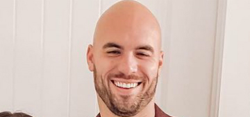 Mike Caussin celebrates 'the most sober year of my life,' meaning he still cheated, right?