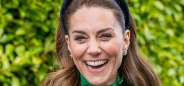 Duchess Kate's 2020 wardrobe cost roughly $127K, not including repeats