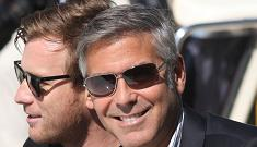 """George Clooney """"jokes"""" about marrying a dude"""