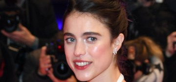 Margaret Qualley is 'totally smitten' with Shia LaBeouf & her family is 'concerned'
