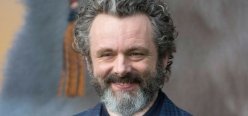 Michael Sheen sent back his 2009 OBE honor from the Queen