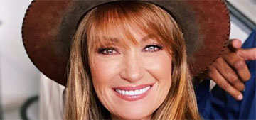 Jane Seymour admits dating costars Christopher Reeve and Joe Lando