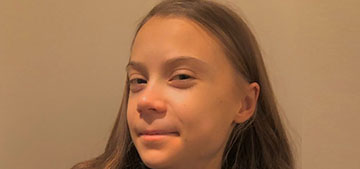 Greta Thunberg turns 18, plans to get drunk and tell her secrets