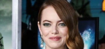Emma Stone is pregnant and pretty far along just months after her pandemic wedding