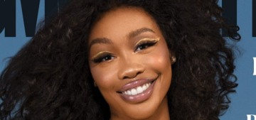 SZA's self-care includes diligently-charged crystals, astrologers & intention oils