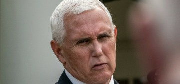 Mike Pence told Trump that he can't do much to block today's election certification