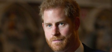 Prince Harry hasn't called to make an appointment for the 'one year review' lolz