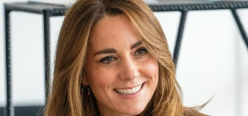 For Duchess Kate's 39th birthday, a promise to be more keen this year
