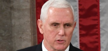 Mike Pence 'wants to preserve the option' of invoking the 25th amendment
