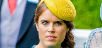 When Princess Eugenie moved out of Frogmore Cottage, she moved in with her dad?
