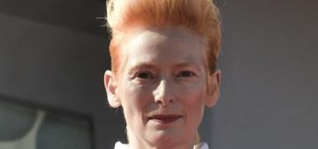 Tilda Swinton: 'I always felt I was queer – I was just looking for my queer circus'