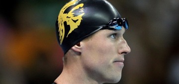 Klete Keller, an Olympic gold medalist swimmer, took part in the Capitol siege