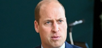 Prince William 'binned off' his next appointment while doing that football podcast