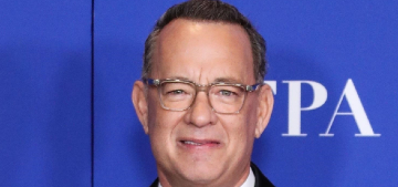 Tom Hanks to host inauguration special with performances by Demi Lovato, Bon Jovi